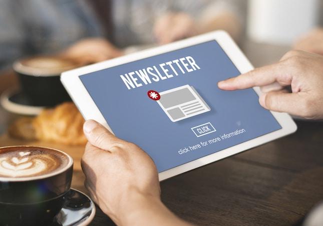 3 conceptos visuales clave para crear newsletters atractivas