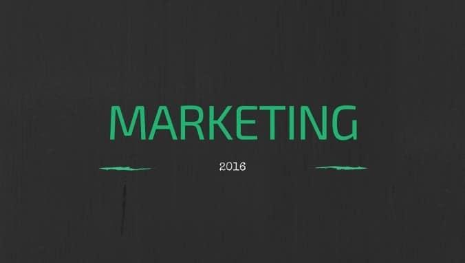 Tendencias del marketing en 2016 (2a parte)
