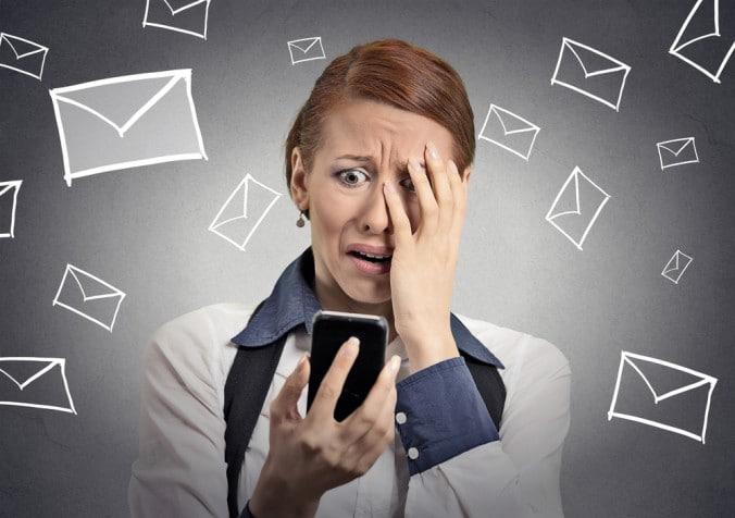 EEUU es el país que genera más SPAM por email en el mundo