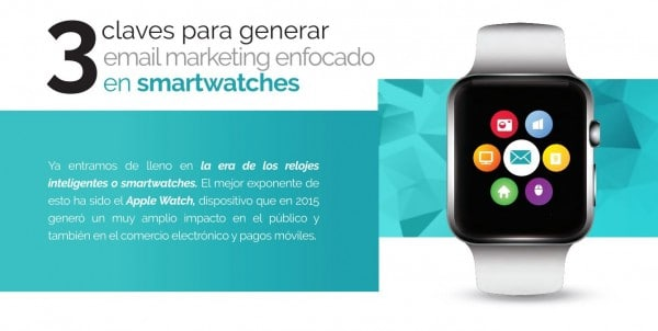 Ebook email marketing enfocado a Smartwatches