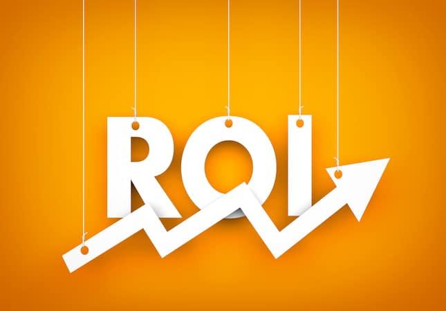 El ROI en el email marketing llega a ser del 122%, según eMarketer
