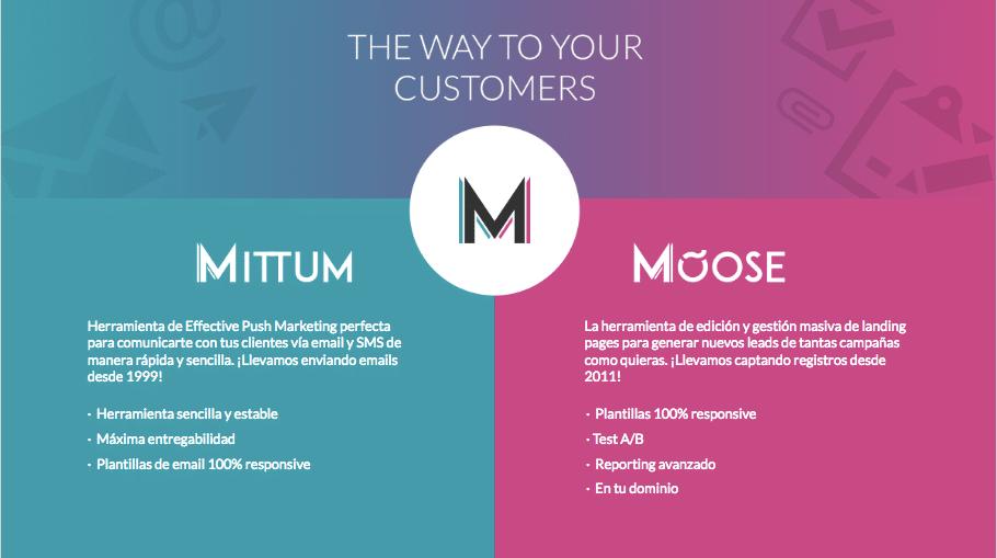 Mittum y Moose actualizan su imagen para continuar con su ...