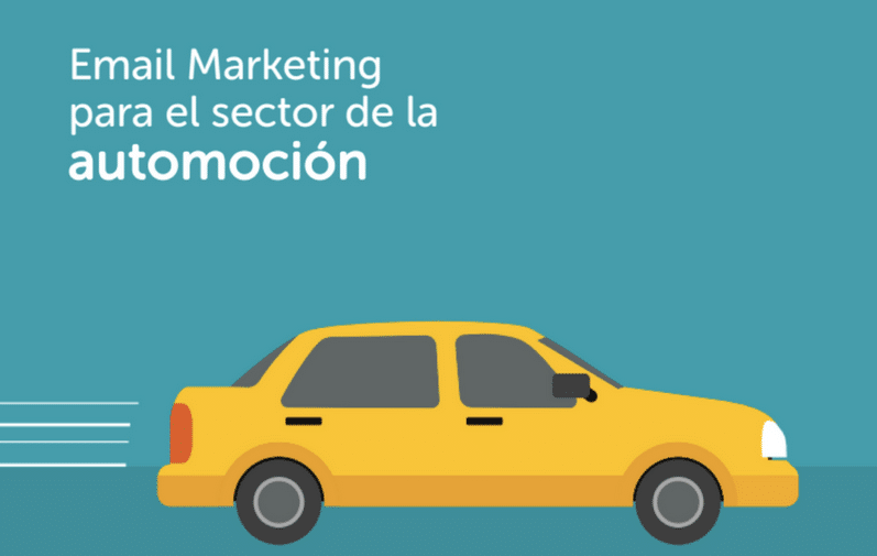 Ebook El eMail Marketing para el sector automoción
