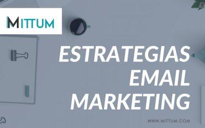 Ebook Estrategias en email marketing