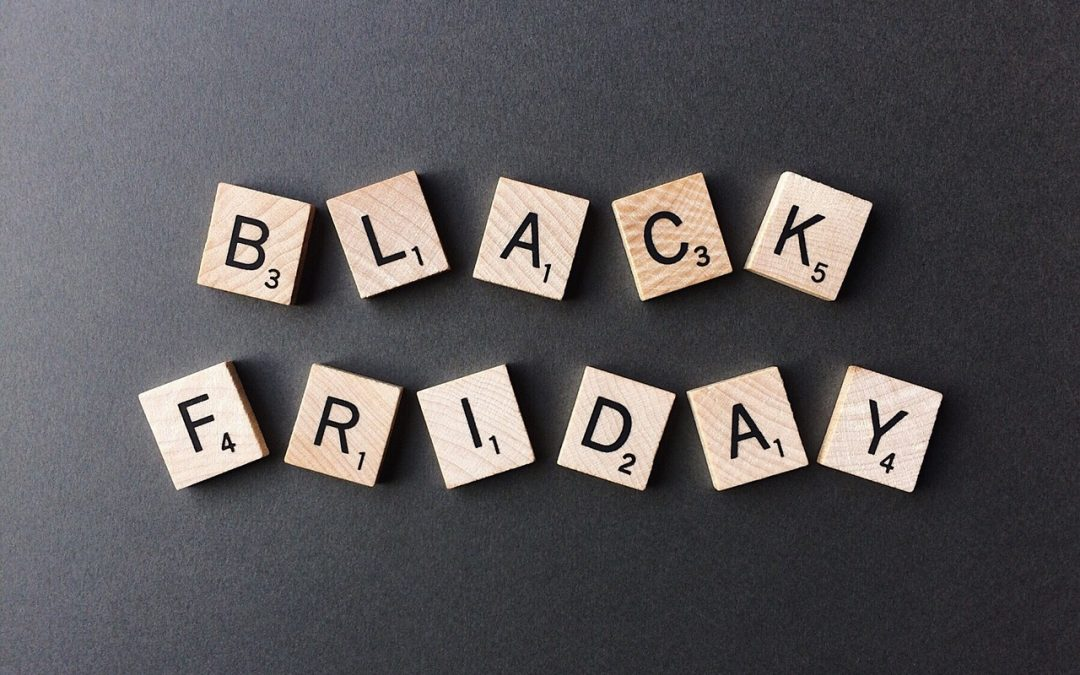 Prepara ya tu campaña de email marketing para el Black Friday 2017