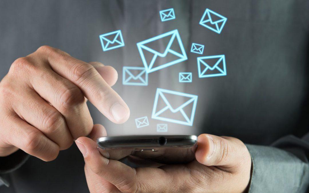 Logra combinar el eMail Marketing con SMS de manera exitosa
