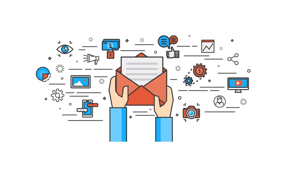 Top 5: ventajas principales de implementar campañas de Email Marketing
