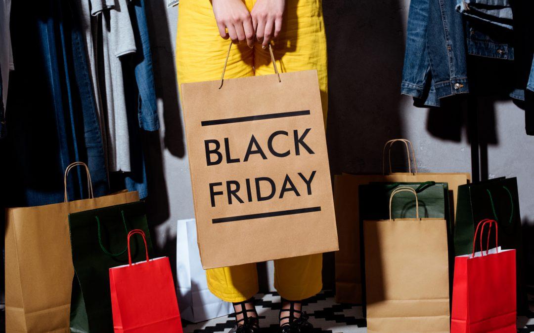 Cómo aprovechar el Email Marketing para obtener mayores ventas en el Black Friday