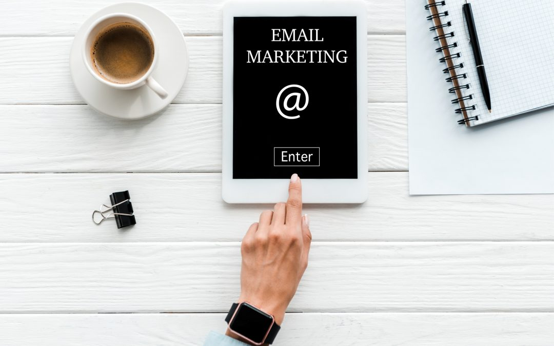 Los grandes beneficios del Email Marketing