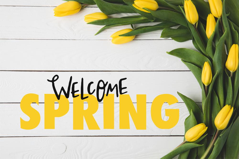 Campaña de Email Marketing estacional: ¡bienvenida primavera!