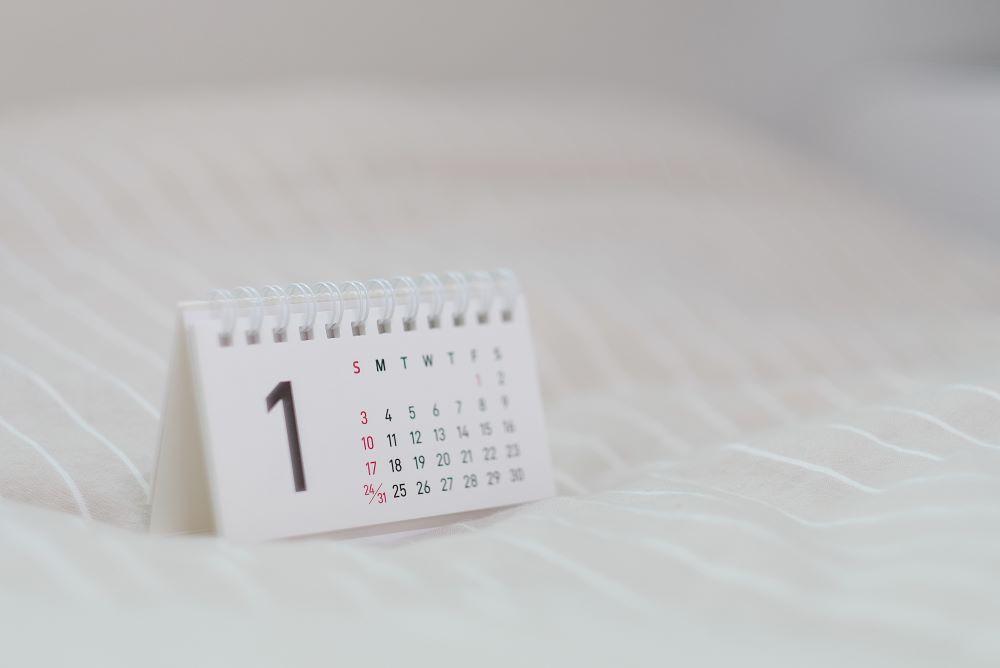 Calendario de Email Marketing para Junio